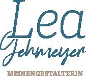 Lea Gehmeyer – Mediengestalterin Logo